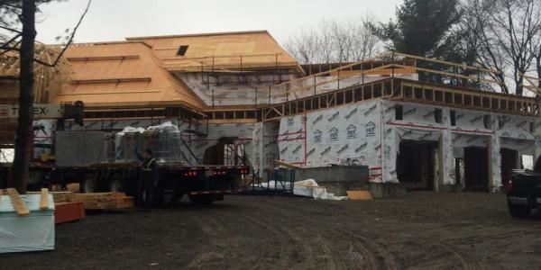 construction P.ROY projet st-Charles sur Richelieu